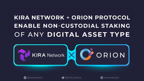 Kira X Orion white logo 11.55