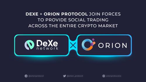 Orion x DeXe