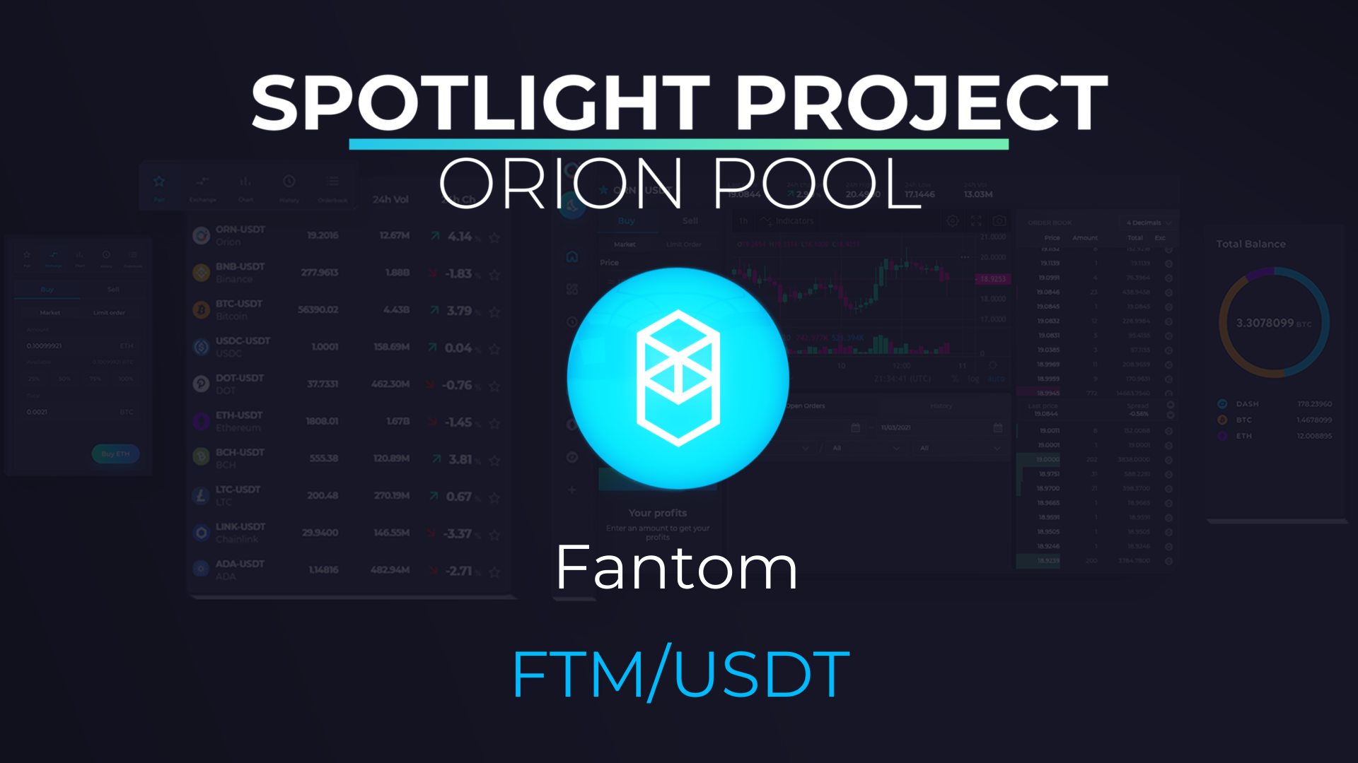 Fantom: the first Spotlight on Orion Pool