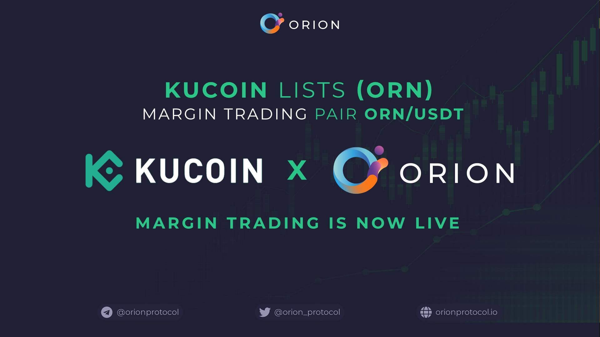 Margin Trading on KuCoin