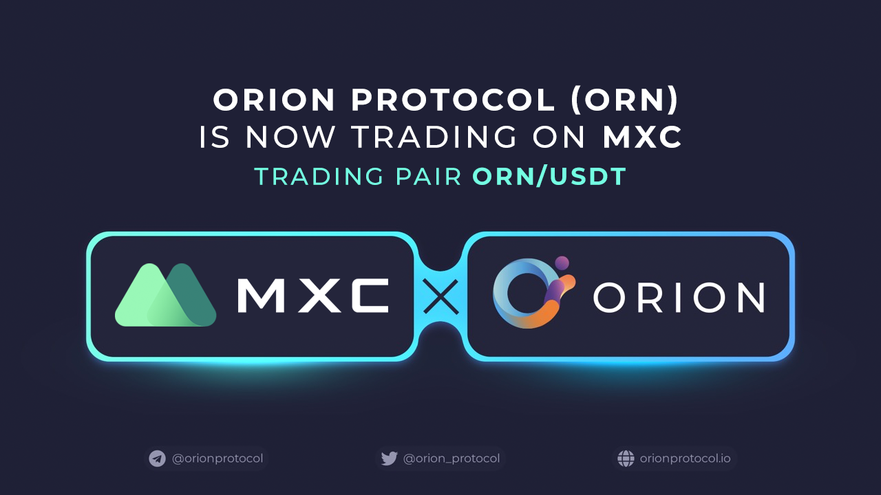 ORN Listing on MXC