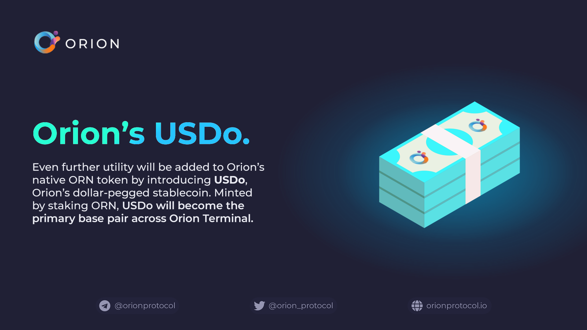 USDo: Orion's Stablecoin
