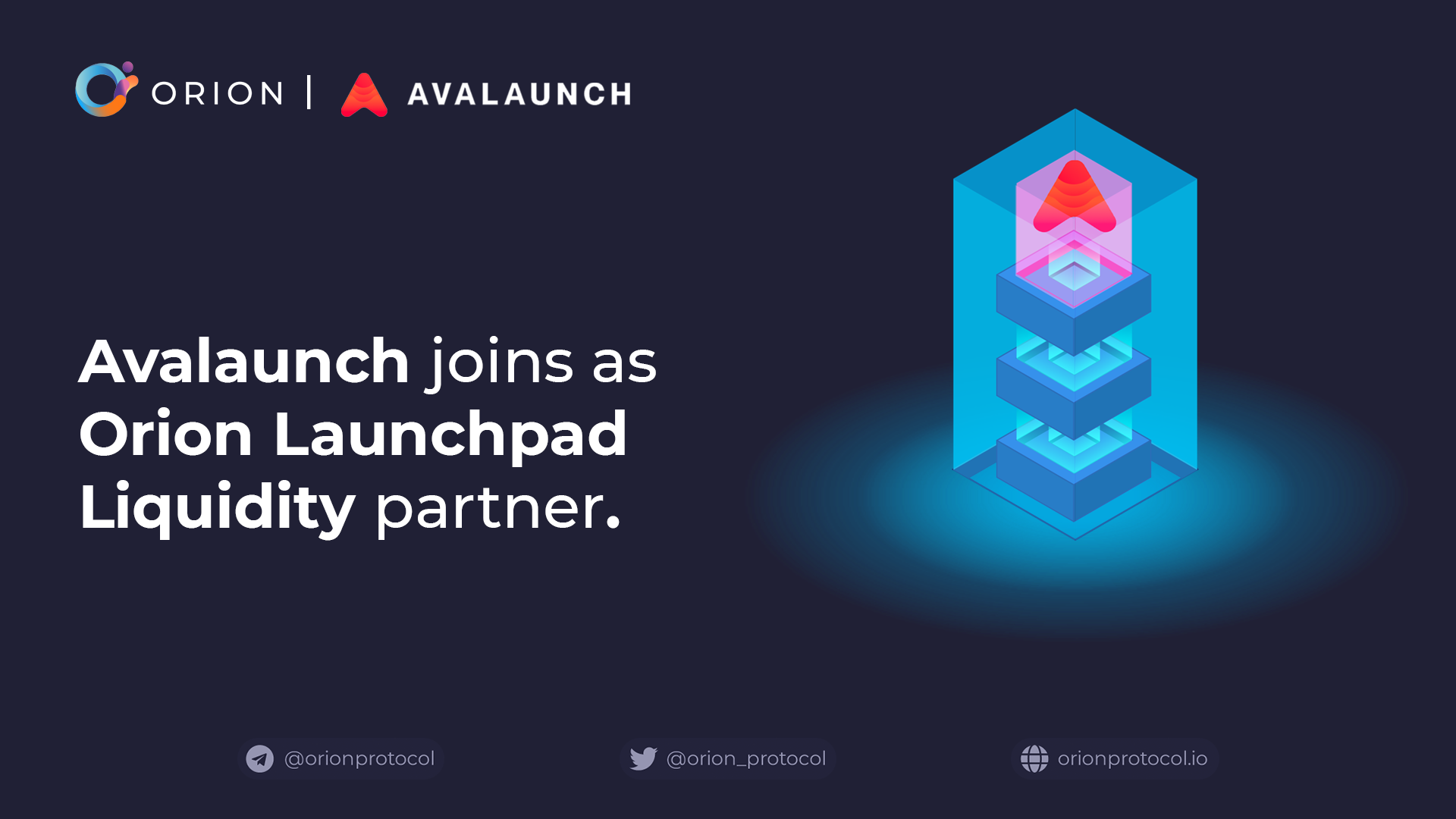 Avalaunch joins as Launchpad Liquidity partner