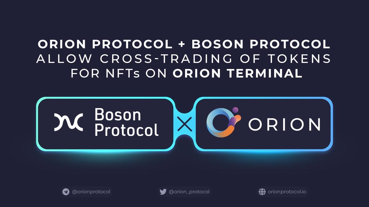 Orion Protocol + Boson Protocol