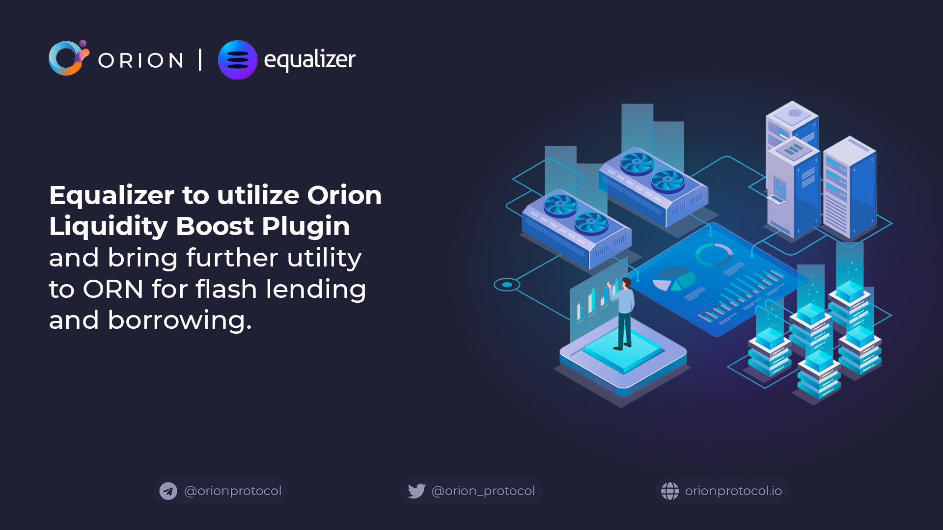 Equalizer joins as Liquidity Boost Plugin partner
