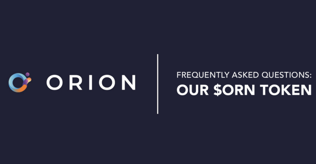 FAQs: Our $ORN Token