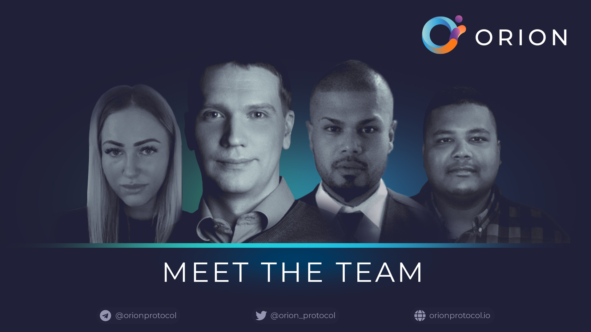 Meet the Team Building the Future of Finance