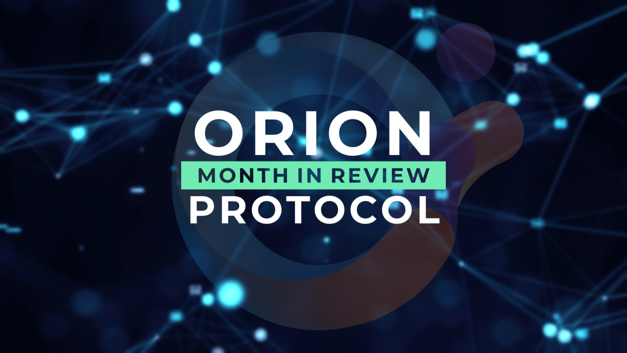 Orion Protocol: August 2021