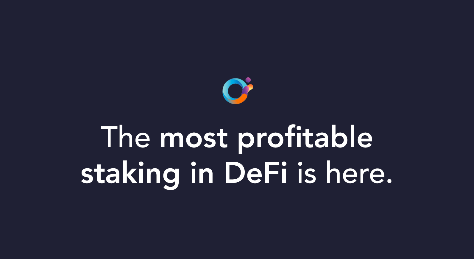 The Most Profitable Staking in DeFi
