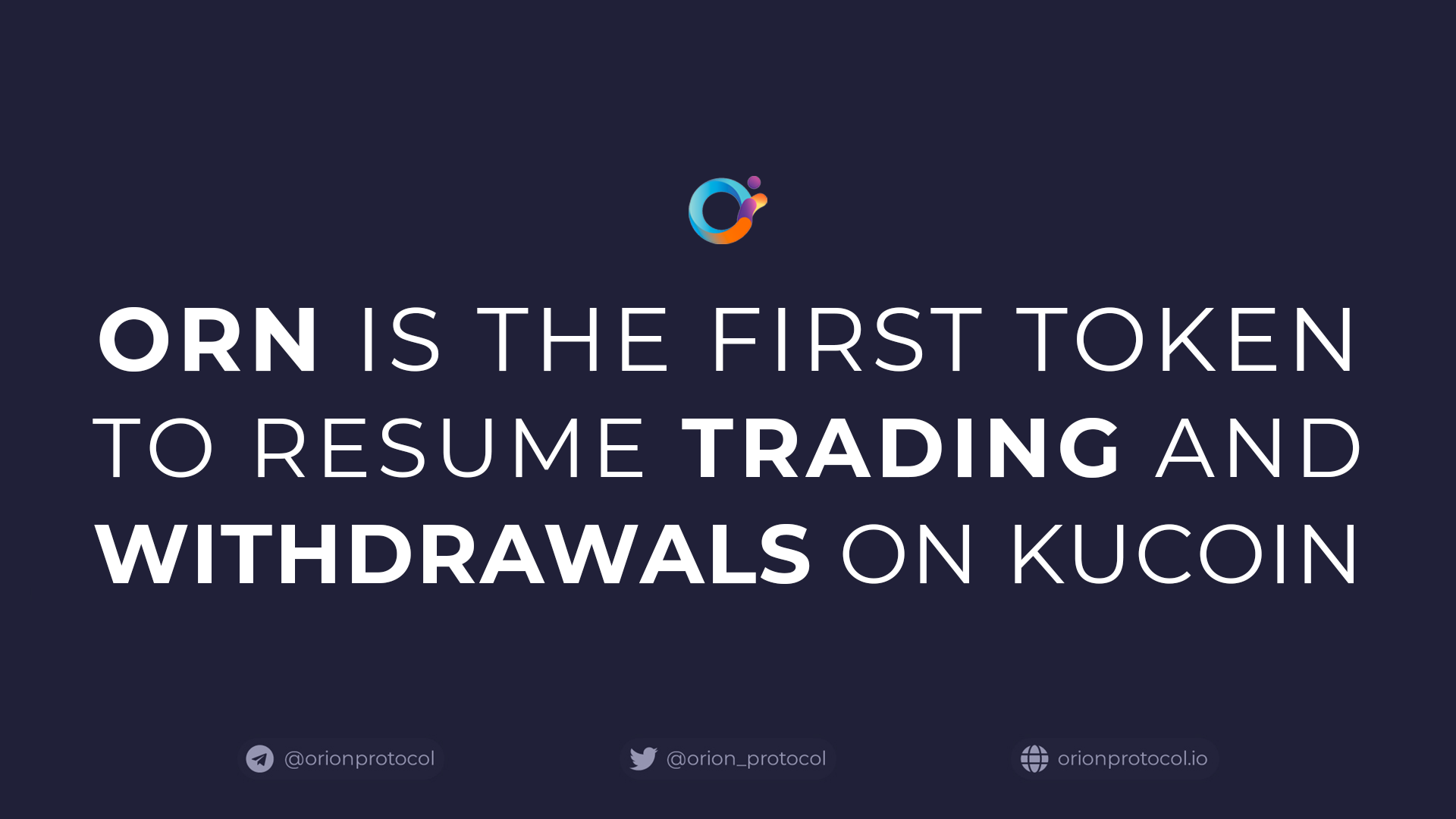 Withdrawals Resume on KuCoin